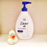 NEW: Dove Deep Moisture Pump Body Wash