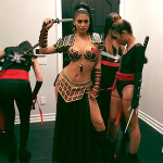 Kardashian Korrespondent: Kylie's Halloween Costume + More