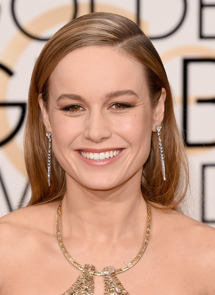 Brie Larson's Glowing, Gorgeous Makeup Look