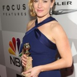 Recreate Kate Winslet's Dewy Golden Globes Makeup