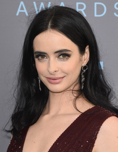 Score Krysten Ritter's Critics Choice Awards Makeup Effect