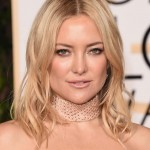 Recreate Kate Hudson's Golden Globes Bronze Goddess Glow