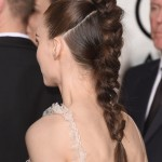 Rooney Mara's Epic Deconstructed Golden Globes Braid