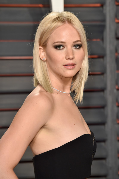 Oscars Makeup: Jennifer Lawrence