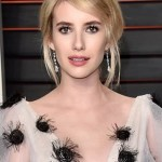 Steal Emma Roberts' Graphic Glam Makeup Effect