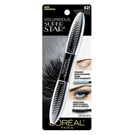 Tested: L'Oreal Paris Voluminous Superstar Mascara