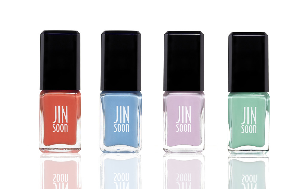 JINsoon Painted Ladies Collection