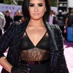 The Trick To Demi Lovato's Billboard Music Awards Hair