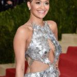 The Secret To Rita Ora's Metallic Goddess Met Gala Moment