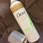 Tested: Dove Detox + Purify Dry Shampoo
