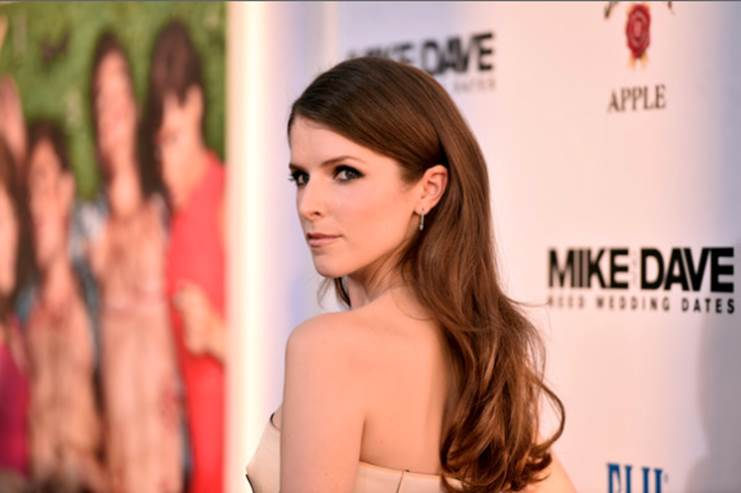 Anna Kendrick's Secret To Soft And Shiny Waves