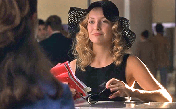Fictitious Fragrance Fan: Penny Lane Of 'Almost Famous'