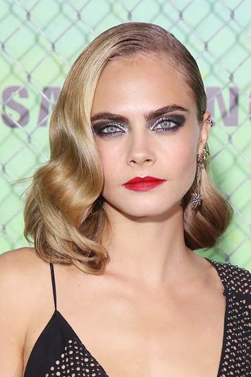 The Secret To Cara Delevingne's 'Suicide Squad' Sultriness