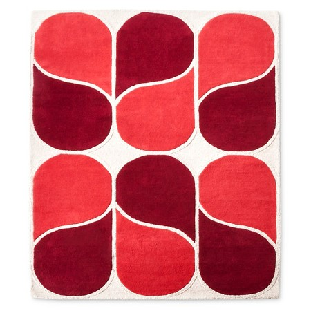 Bought: Target And Dwell Magazine Hand Tufted Rug
