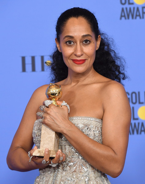 Tracee Ellis Ross' Bold Lip How-to