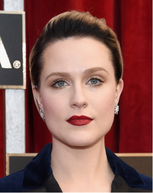 Score Evan Rachel Wood's 'Snow White Fairytale' SAG Style