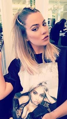 View Khloe Kardashian Hairstyles Braids PNG