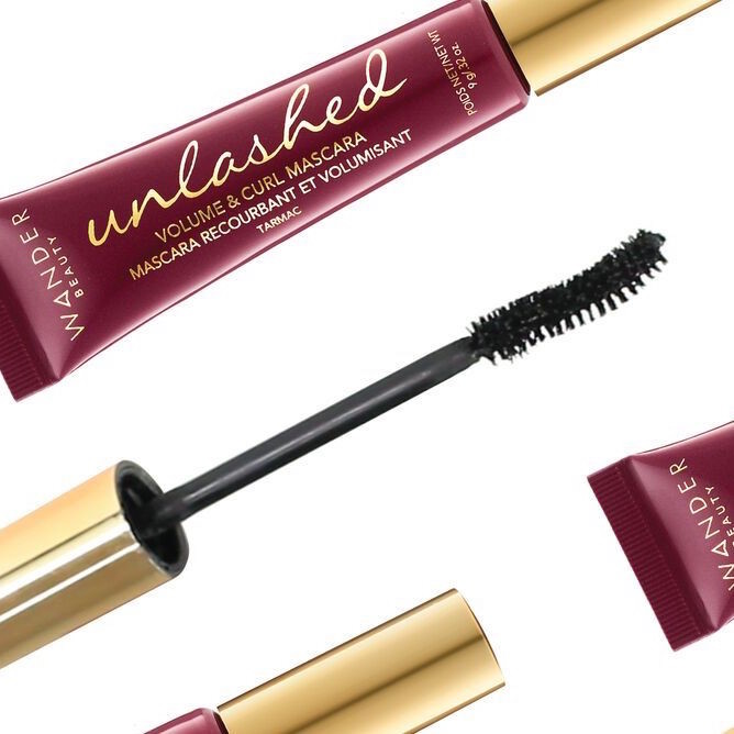 TESTED: Wander Beauty Unlashed Volume + Curl Mascara
