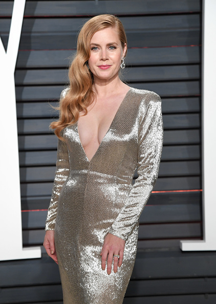 The Trick To Amy Adams' Beautiful Bronzey Eye
