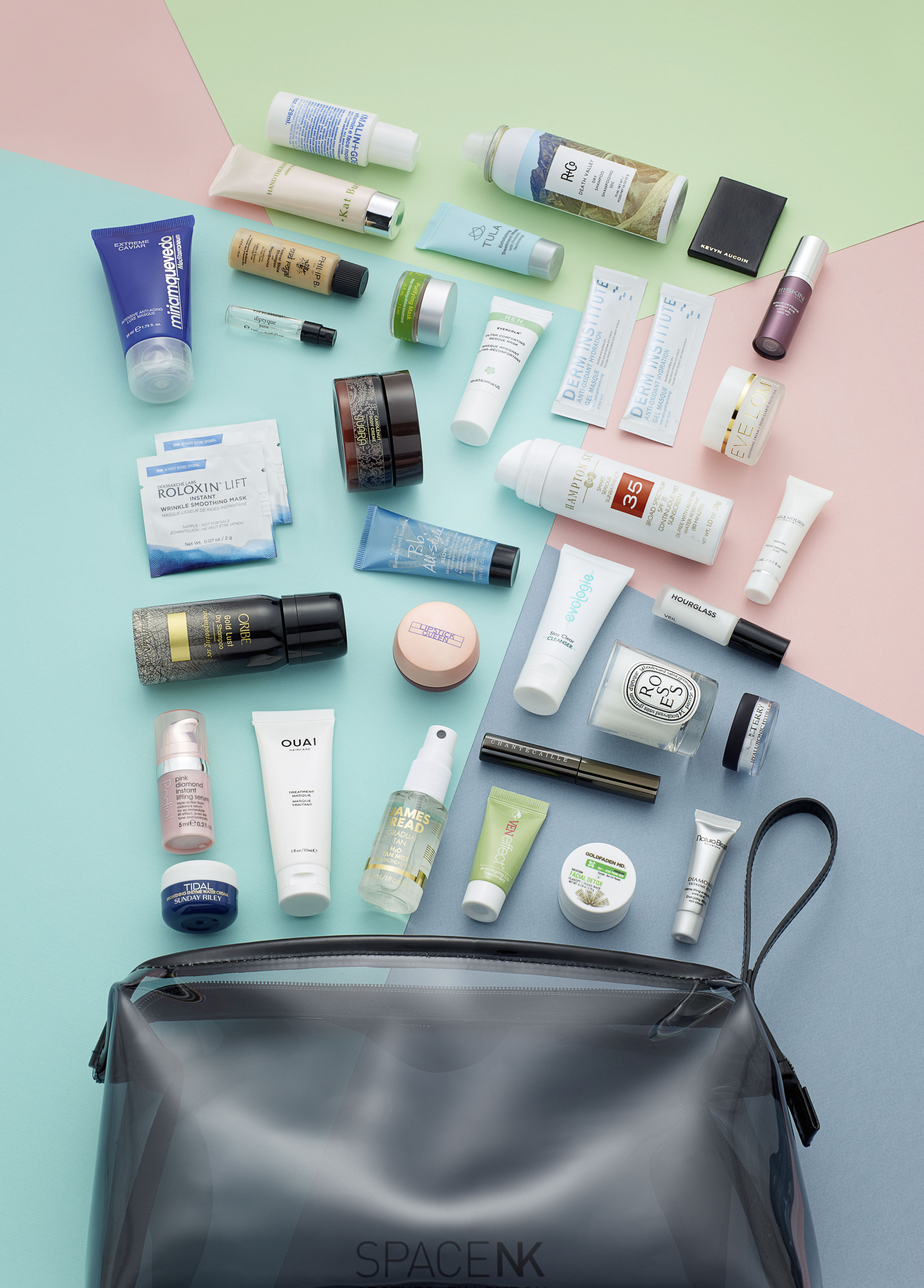 Space NK Beauty Edit Free Gift With Purchase