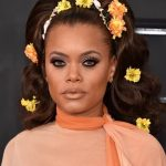 The Secret To Andra Day's Flower Power Makeup Look