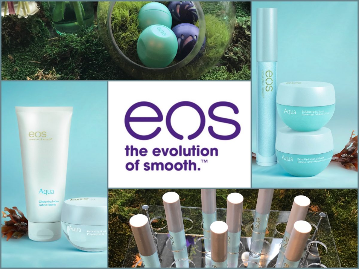 Eos Enters The Skincare Game With The Launch Of Its Aqua Collection