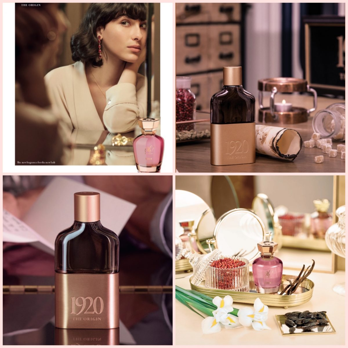 """TOUS's """"The Origin"""" Fragrance Collection is Roaring with 1920s Glamour"""