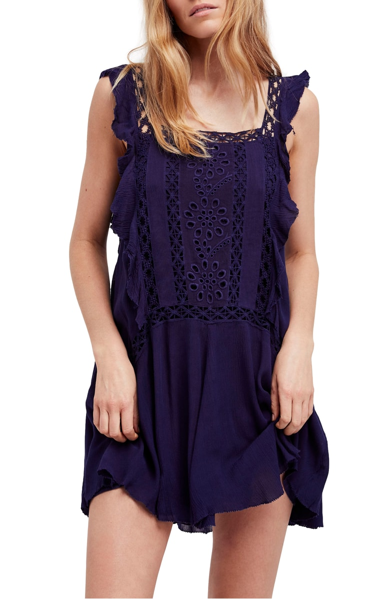 Nordstrom Anniversary Sale Must-Have: Free People Priscilla Minidress