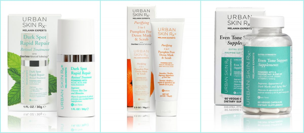 Urban Skin Rx: Built With Melanin In Mind