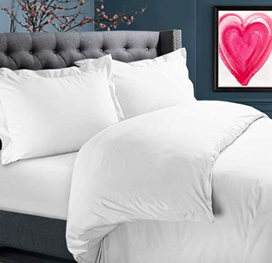 The Softest (& Cheapest!) Duvet Set