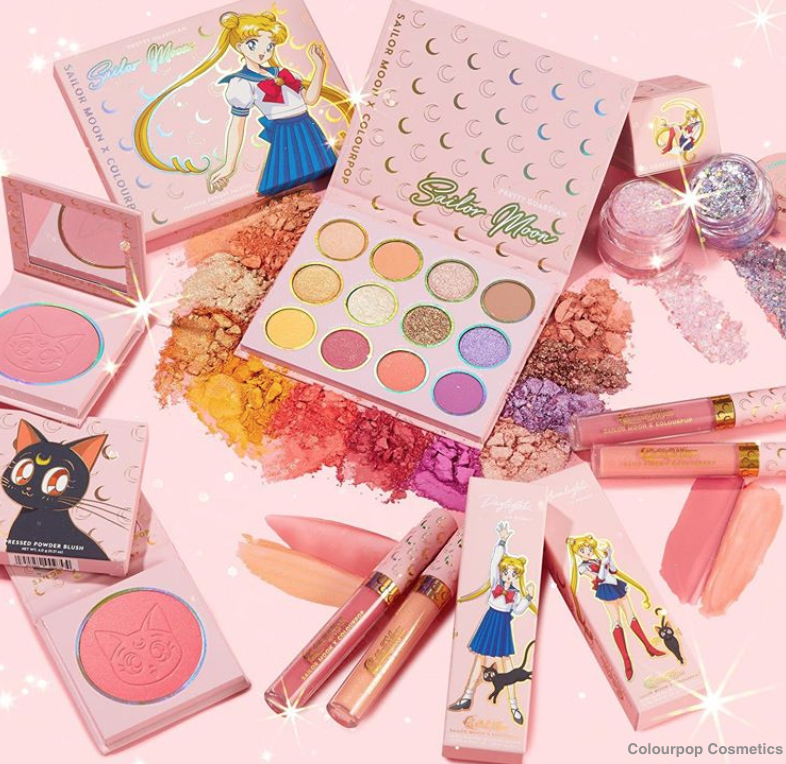 Breaking Beauty News: Colourpop x Sailor Moon, Dose of Colors & More!
