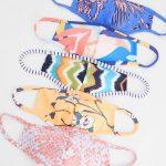 Assorted Printed Masks from Maaji