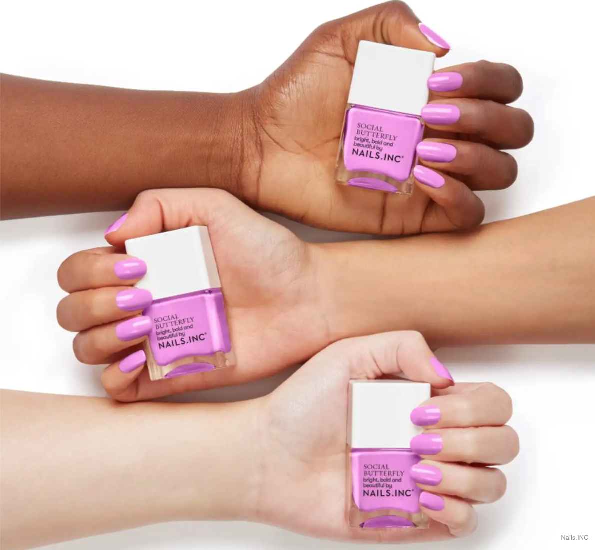 These 8 Nail Colors Are Perfect For Summer