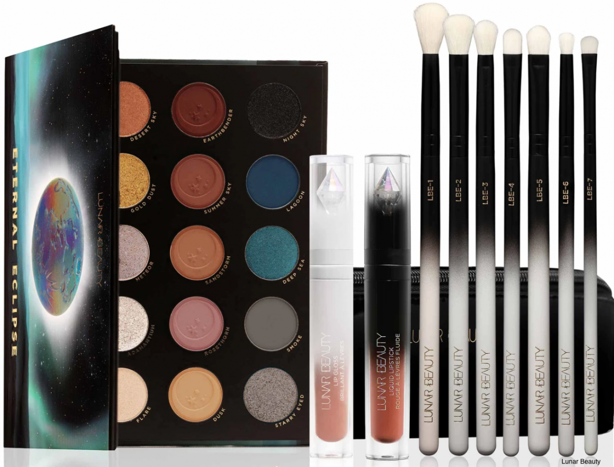 Breaking Beauty News: Kylie Cosmetics x The Grinch, Lunar Beauty Holiday Collection & More!