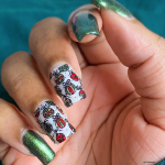 Mani of the Week: Holiday Ornaments with ORLY Metropolis Collection