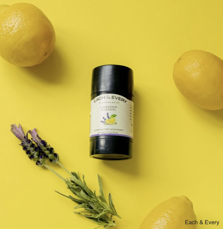 4 Natural Deodorants You Need for the Summer