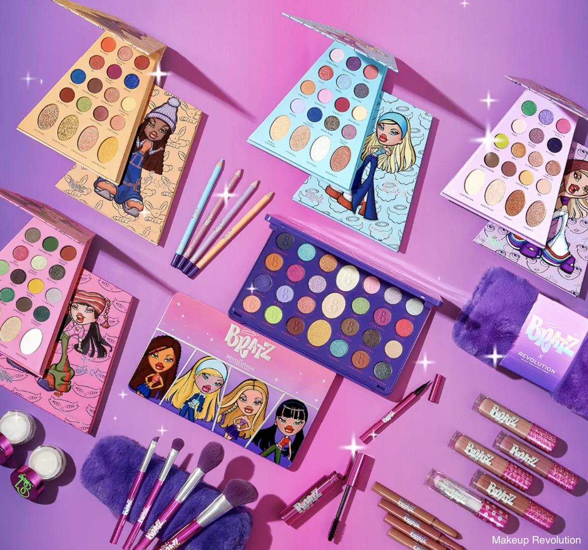 Breaking Beauty News: Makeup Revolution x Bratz, Charlotte Tilbury & More!