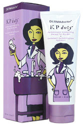 "DERMAdoctor KP Duty: Your Antidote to ""Arm Disease"""