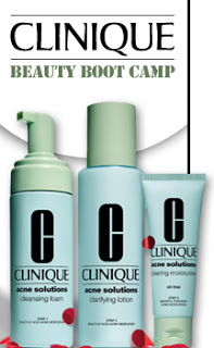 Join Clinique's Beauty Boot Camp
