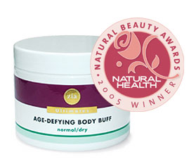 Pour Some Sugar on Me: Zia Natural Skincare Age-Defying Body Buff