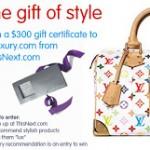 Win $300 at eLuxury!