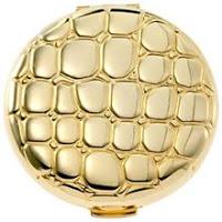 So Blanche Devereaux: Estee Lauder Golden Alligator Compact
