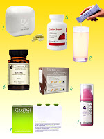 Shecky's Recommends Beauty you Can Eat: A Test Drive of the Latest Supplements