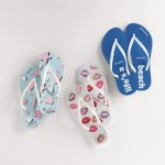 Beauty-Inspired Flops