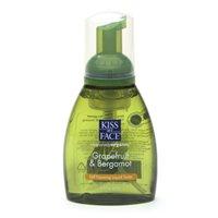 Non-Boring Hand Soap: Kiss My Face Organic Self Foaming Liquid Soap in Grapefruit & Bergamot