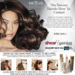 Nexxus Hairdo How To Contest