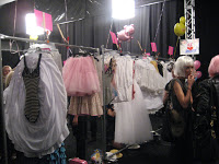 Fashion Week: BBJ Backstage at Betsey Johnson