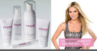 Heidi Klum Reveals Skin Secrets with In An Instant, her Anti-Aging Skin Care Line