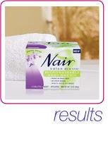 Nair Salon Divine Body Wax Kit