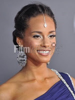 Alicia Keys' Look at the American Music Awards